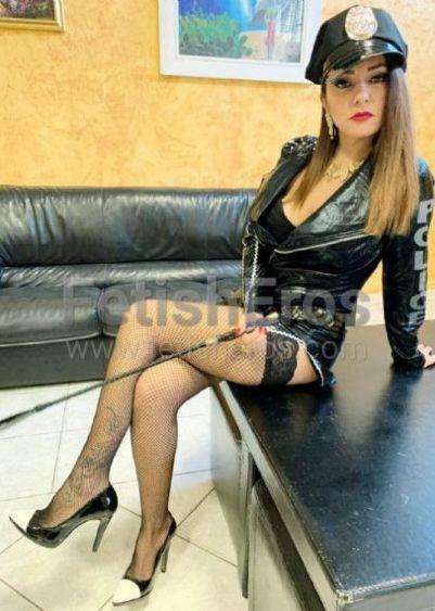 Lady Ambra Mistress Milano