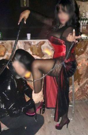 Haymas Mistress Roma