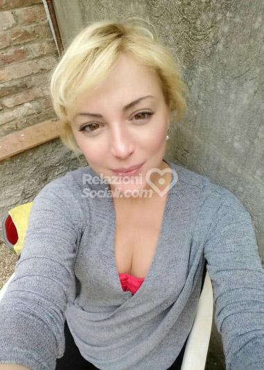 Irina Russa Escort Firenze