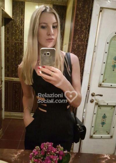 Olga Russa Escort Milano