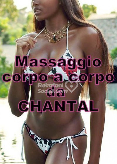Chantal Escort Livorno