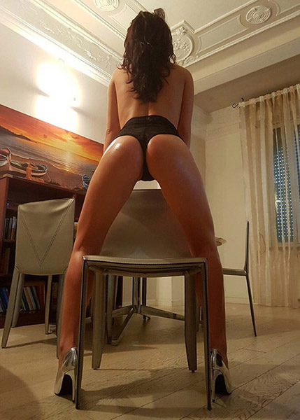 Nicolle Top Escort Genova